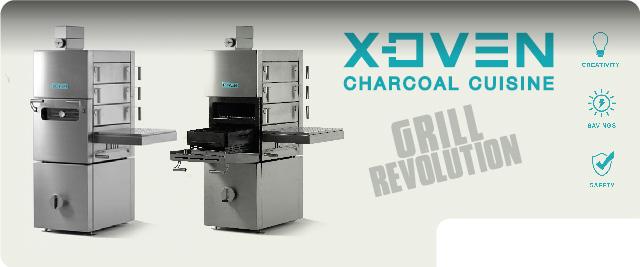 X-Oven Charcoal Cuisine